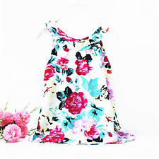 Floral sundress for kids
