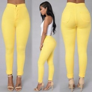 yellow-jeggings-pants