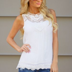 Cool Lace summer top