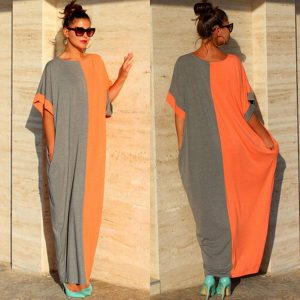 Dubai Kaftan maxi dress