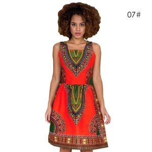 orange-da-shiki-print-dress