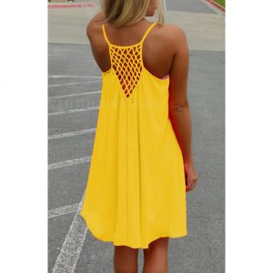 yellow summer sundrss