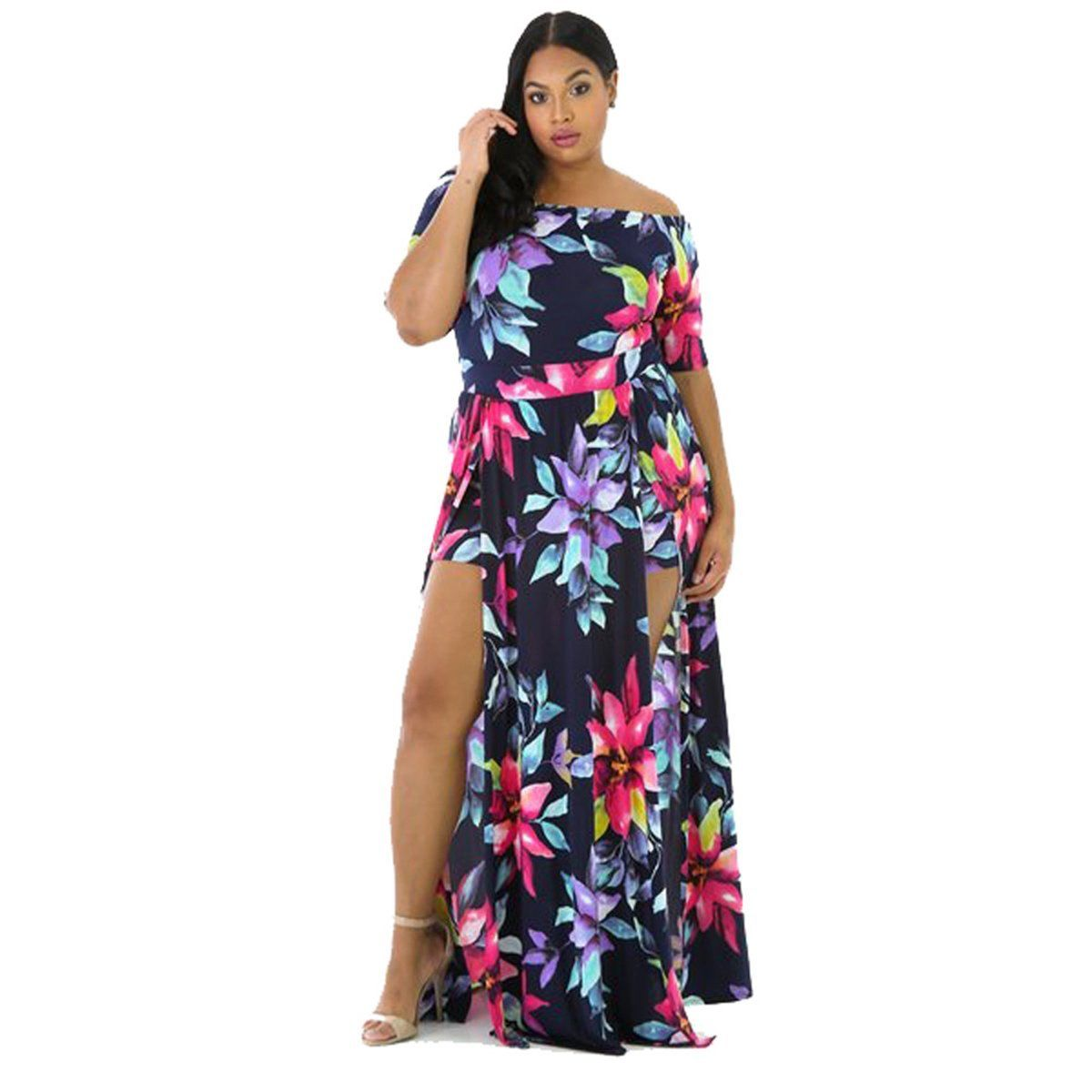 Plus Size Rompers – Fashion dresses