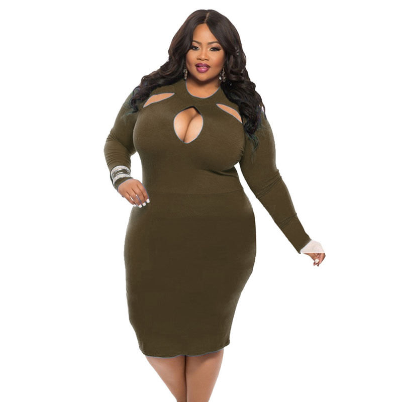 Cheap Plus Size Bodycon Dresses – Fashion dresses