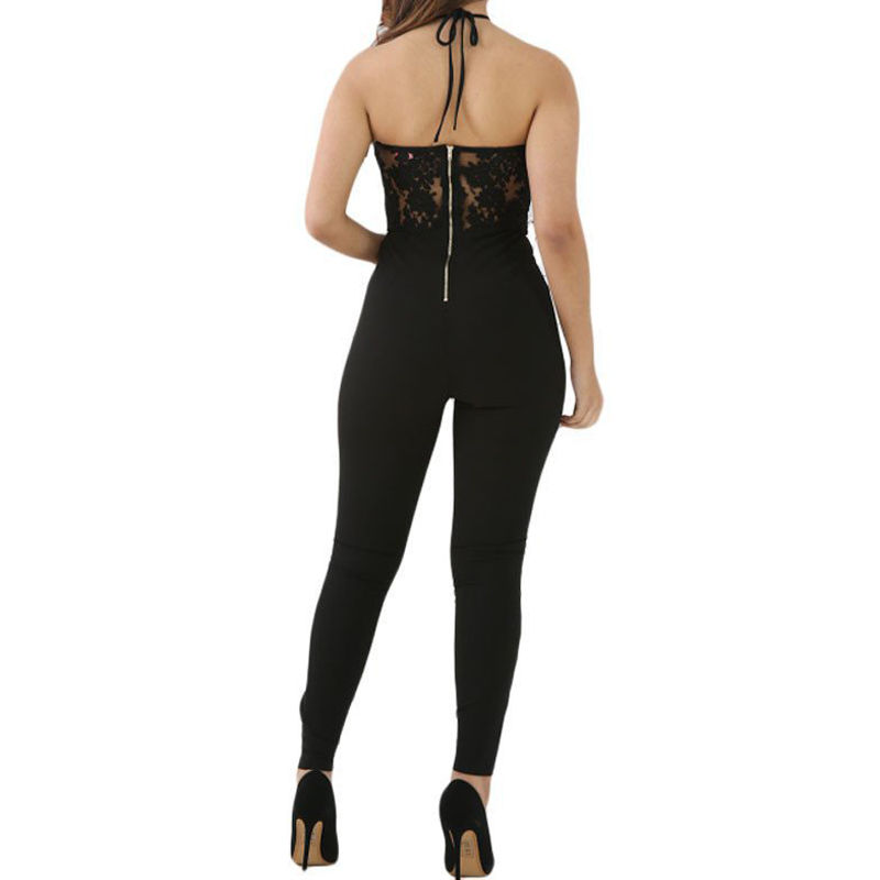 d6d57d54543 ... FLORAL LACE HALTER TOP BACKLESS JUMPSUIT Return to Previous Page. New.  lightbox · lightbox · lightbox