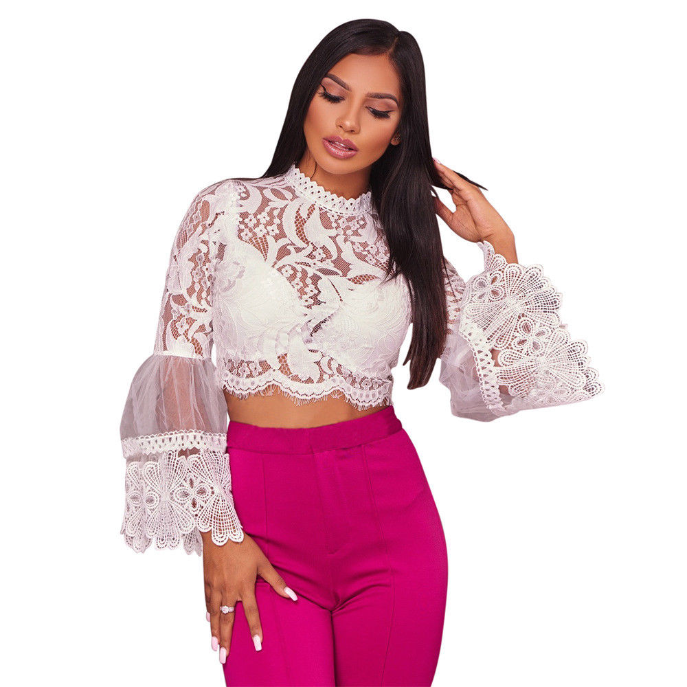 6409556be8339 White Crop Tops Designs