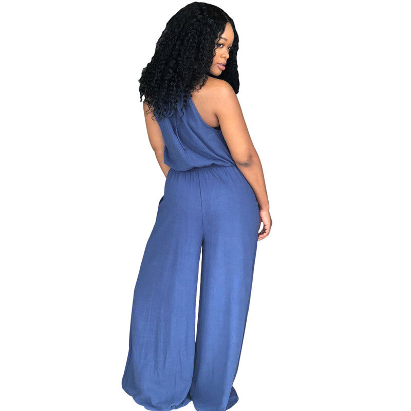 06dbdfef7ff4 ... SLEEVELESS WIDE LEG JUMPSUIT Return to Previous Page. New. lightbox ·  lightbox