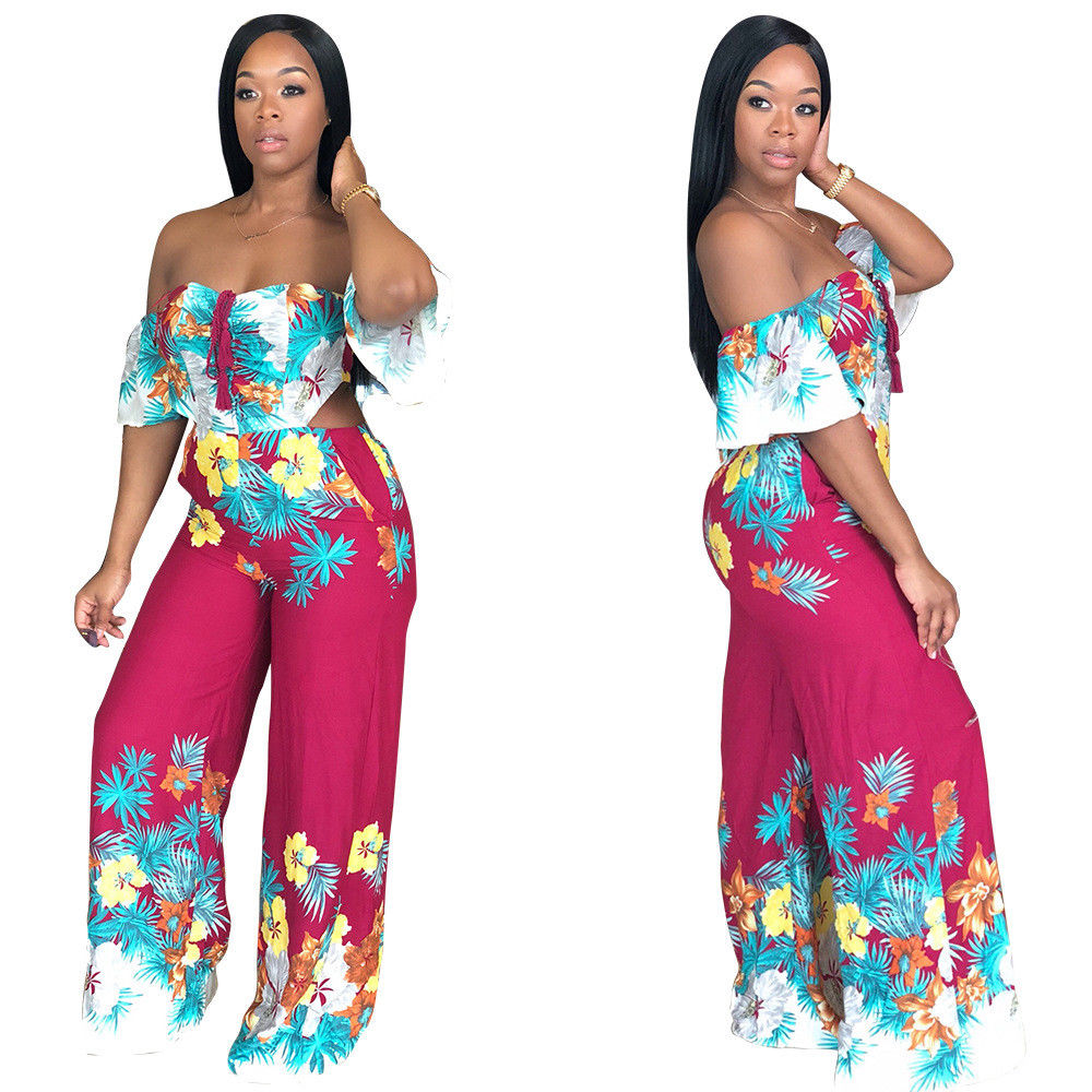 498a6c656d91 ... PRINT WIDE LEG JUMPSUIT  PLUS SIZE AVAILABLE  Return to Previous Page.  New. lightbox
