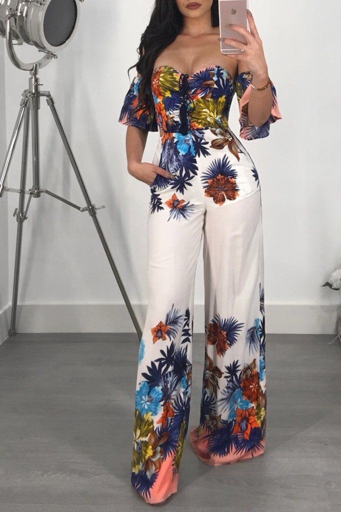 2c8b835d2c ... PRINT WIDE LEG JUMPSUIT *PLUS SIZE AVAILABLE* Return to Previous Page.  New. lightbox